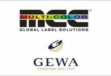 GEWA Etiketten, Multi-Color Corp.