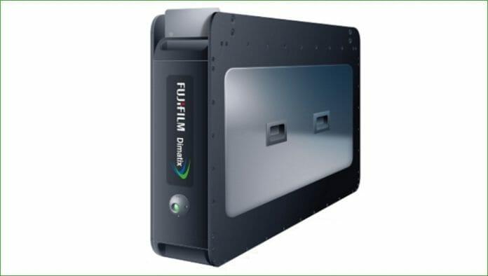 Fujifilm, UV-Inkjet, Dimatix