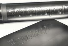 RotoMetrics, RotoRepel, Antihaft-Beschichtung