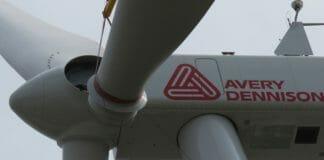 Avery Dennison, Windkraft