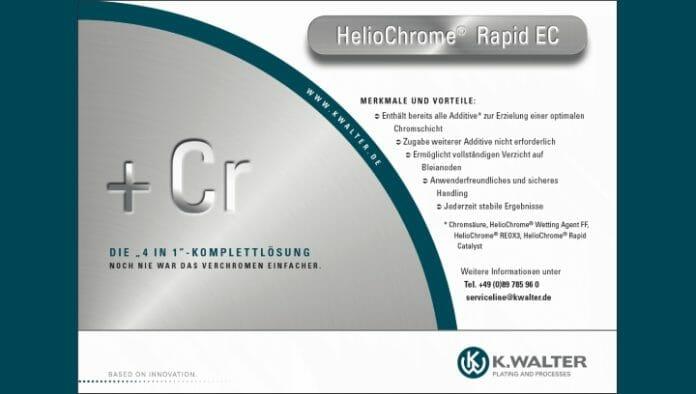 K.Walter, Tiefdruck, HelioChrome