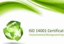 Etiket Schiller, ISO 14001