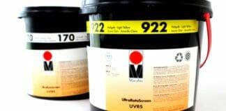 Marabu, UV-Siebdruck, Screeny, RotaMesh