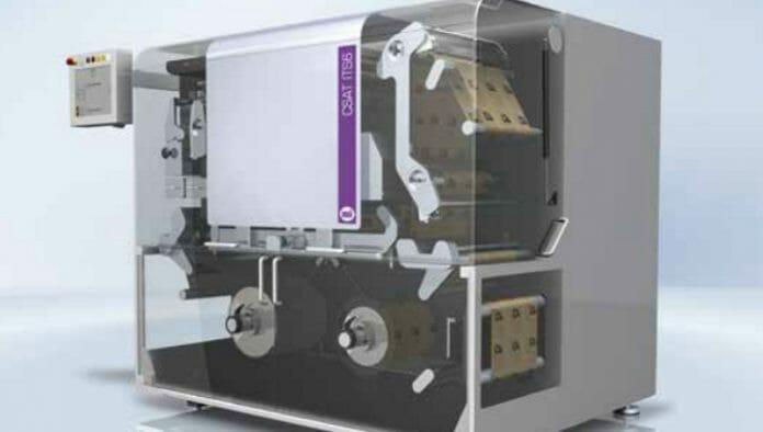 Markem-Image, CSAT ITS6, UV-Inkjet