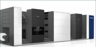 Koenig & Bauer, RotaJET, Dekordruck, Inkjet