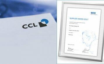 CCL Design, CCL Industries, Sick