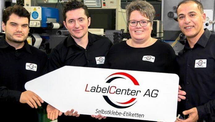 Labelcenter, Durst, Tau 330,