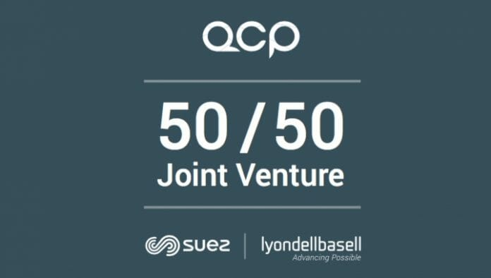 QCP, LyondellBasell, Suez, Kunststoffrecycling,