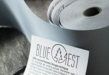 Thermopapier, Koehler Papier, Blue4est