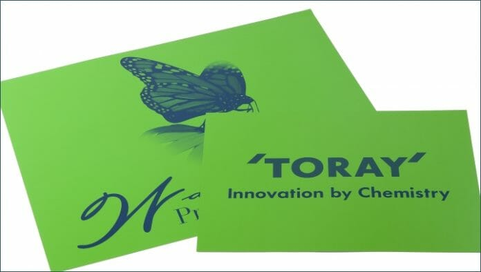 Toray, Wasserloser Offset, Arest Graphics,