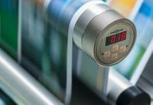 Sensorwalze, Bahnzugmessung,