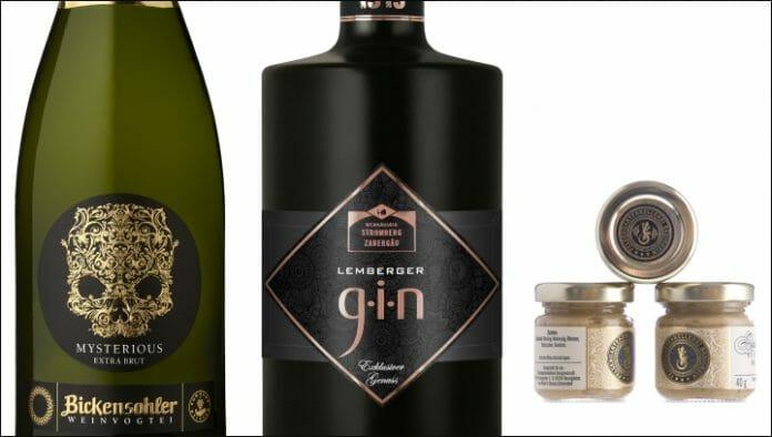 Etiketten Carini, Finat Label Awards,