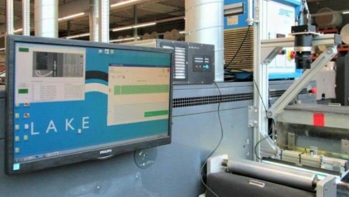 Reynders Etiketten, Lake Image Systems, ScanTrust