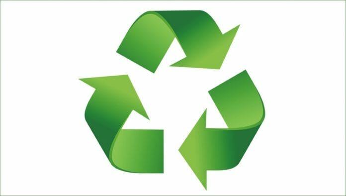 Wiederverwertbarkeit, Recycling,