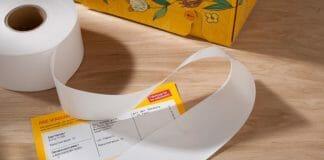 Koehler Papier, Thermopapier, Linerless,