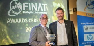 Finat, Coveris, Finat Recycling Award,