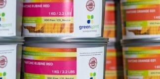 Wifac, Green4Print, Druckfarben,