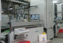 Systec, Siebdruckmaschinen