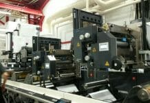 RSI Nilscreen, Rotationssiebdruck, Siebdruck,