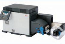 OKI OKI Europe, DTM Print, Farbetikettendrucker,