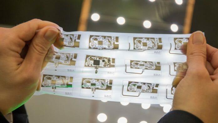 LOPEC, gedruckte Elektronik, Smart Packaging,