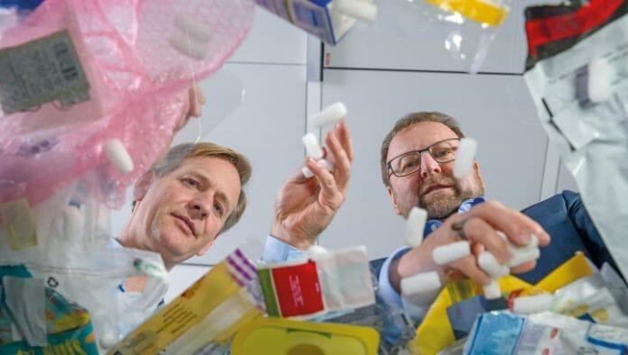 BASF, Kunststoffrecycling, Recycling,