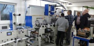 Klingbeil Klebetechnik, Grafische Systeme, Focus Label Machinery,