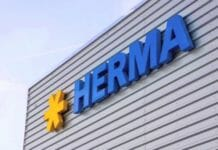 Herma, Release Liner, Trägermaterial,