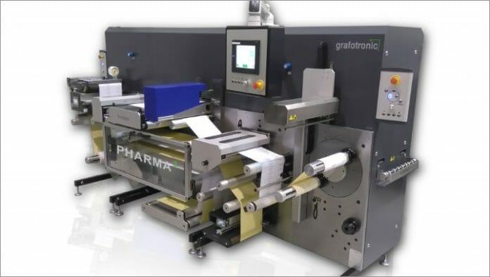 Grafotronic, Inspektionsmaschinen