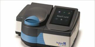 hubergroup, UV-Härtung, UV-Messung,