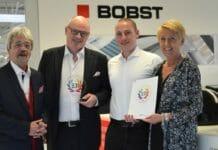 Bobst, EDP Awards,