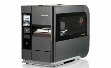 Honeywell, Etikettendrucker,