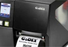 Godex, Thermotransferdruck, Barcodedrucker,