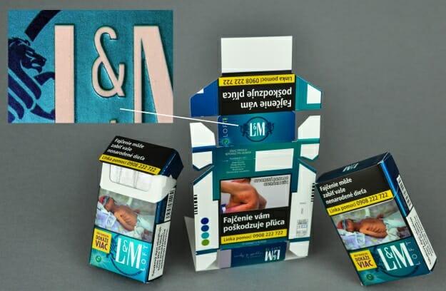 Gallus, Gallus Labelfire, Philip Morris, Schmid Rhyner, Steinemann,