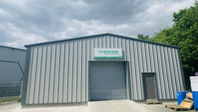 Cheshire Anilox Technology, Rasterwalzen,
