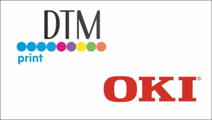 DTM Print, OKI, Farbetikettendrucker