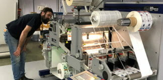 Grafisk Maskinfabrik, Finishing,