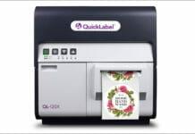 AstroNova, Quicklabel, Farbetikettendrucker,