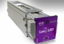 GEW, LED-UV, UV-Härtung, UV-Systeme,