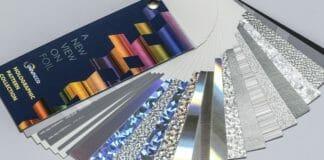 Folienveredelung, Univacco, Hologrammfolien,