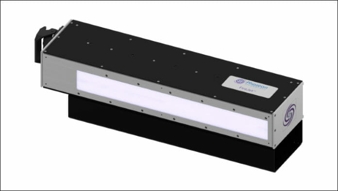 Phoseon Technology, UV-Systeme, UV-Härtung,