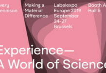 Avery Dennison, Etikettenmaterial, Labelexpo Europe,