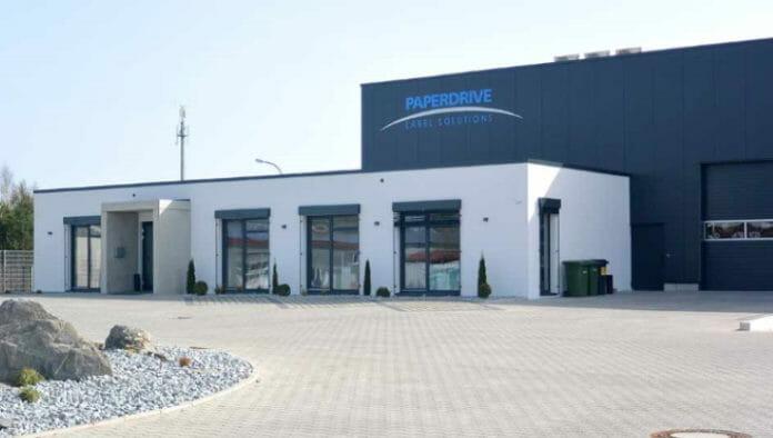 paperdrive, Nilpeter, Prati, Grafisk Maskinfabrik,