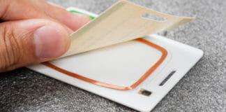 Ahlstrom-Munksjö, RFID-Etiketten,