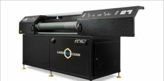 LaserEcoClean, Rasterwalzenreinigung,