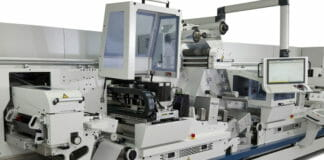 Domino Printing, Folienveredelung,