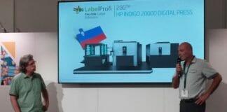 LabelProfi, HP Indigo 20000