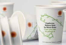 StoraEnso, Papierbecher, Kreislaufwirtschaft, Recycling,