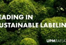 UPM Raflatac, RafCycle, Etikettenmaterial, Haftmaterial,