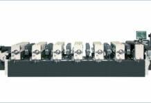 Iwasaki International, Flexodruckmaschinen,